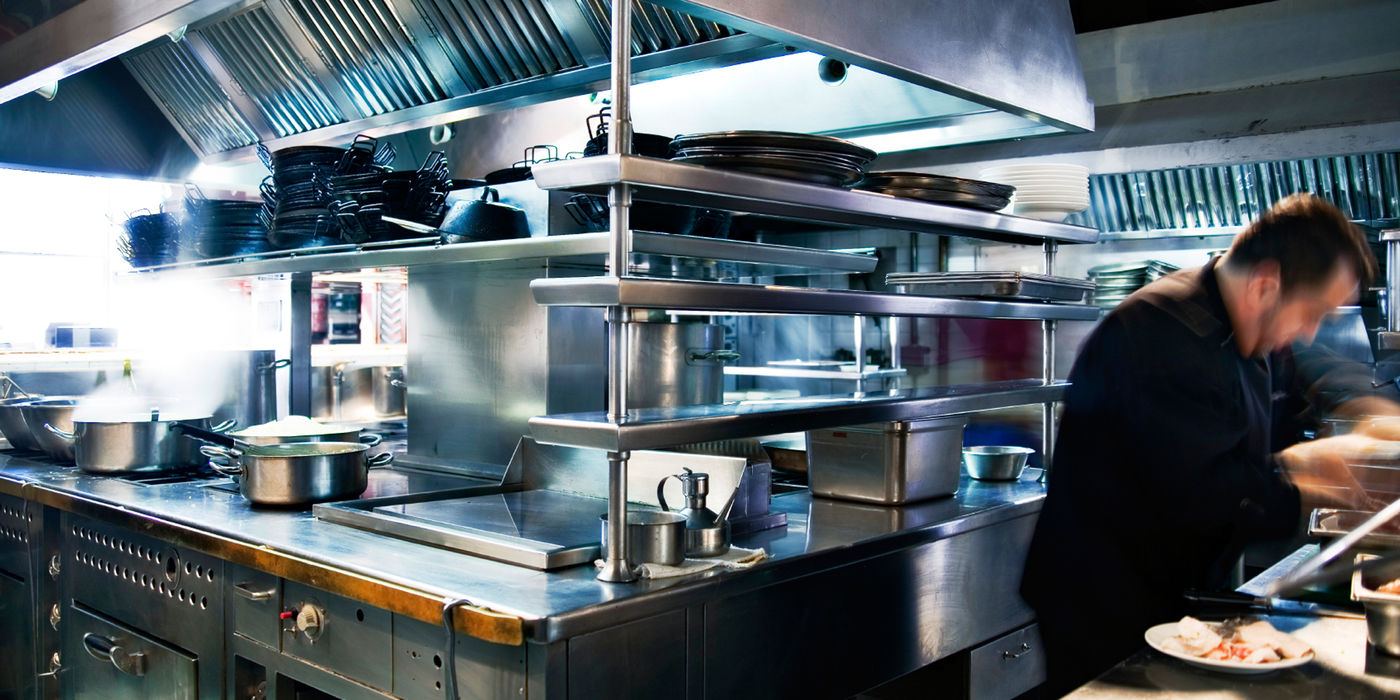 NCR Solutions - For Your Restaurant Operations Kitchen