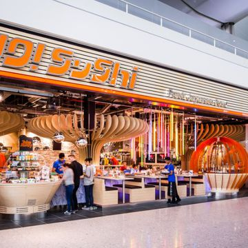 YO! Sushi rolls out new restaurant technology with NCR